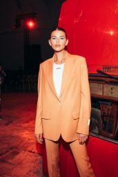 Georgia Fowler - Off-White Show at Paris Fashion Week  02/27/2020