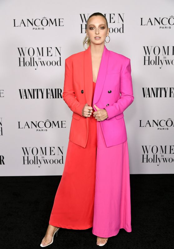 Georgia Hirst – Vanity Fair and Lancome Women in Hollywood Celebration 02/06/2020