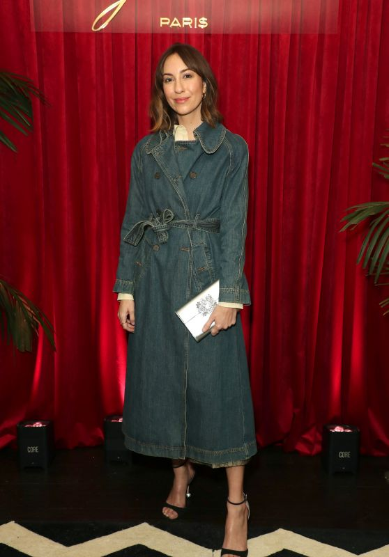 "Gia Coppola – Roger Vivier Dinner to Celebrate the Release of ""Abrachshoes"""
