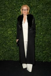 Gillian Anderson – Charles Finch and Chanel Pre-BAFTA Party 02/01/2020