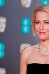 Gillian Anderson – EE British Academy Film Awards 2020
