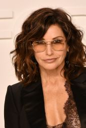 Gina Gershon – Tom Ford Fashion Show in LA 02/07/2020