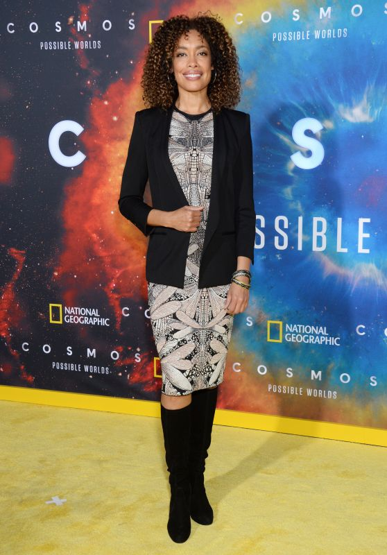 """Gina Torres – """"Cosmos: Possible Worlds"""" Premiere in LA"""