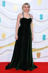 Greta Gerwig – EE British Academy Film Awards 2020