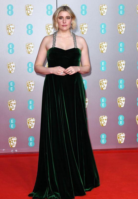 Greta Gerwig – EE British Academy Film Awards 2020