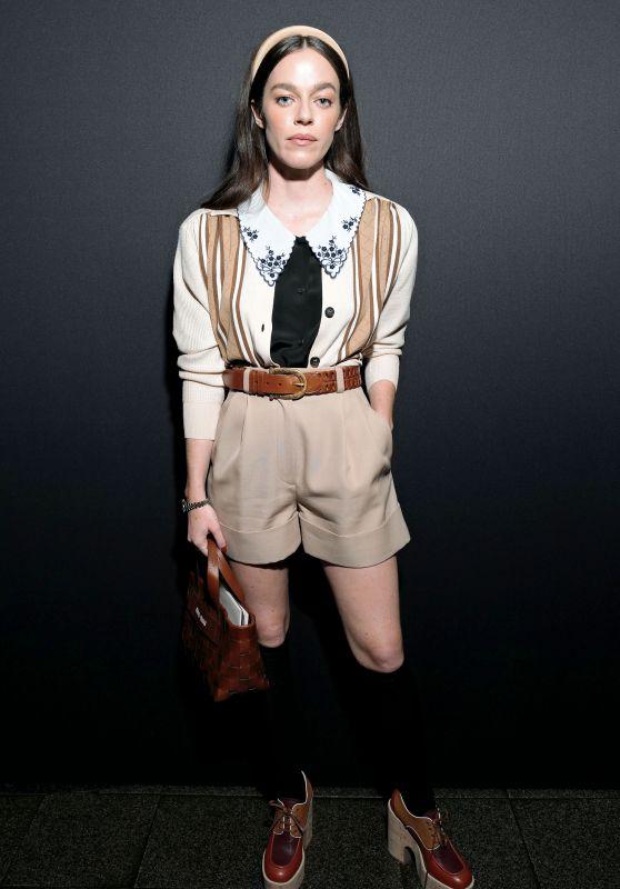 """Hailey Gates - Miu Miu """"Women"""