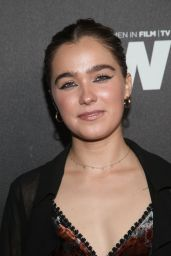 Haley Lu Richardson – Women in Film Female Oscar Nominees Party 2020