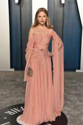Halston Sage – Vanity Fair Oscar Party 2020