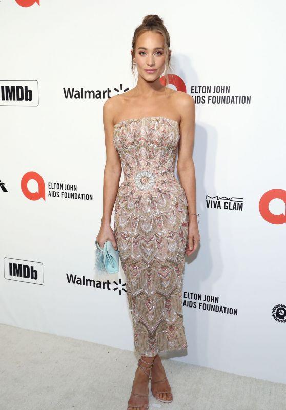 Hannah Jeter – Elton John AIDS Foundation Oscar 2020 Viewing Party