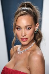 Hannah Jeter – Vanity Fair Oscar Party 2020