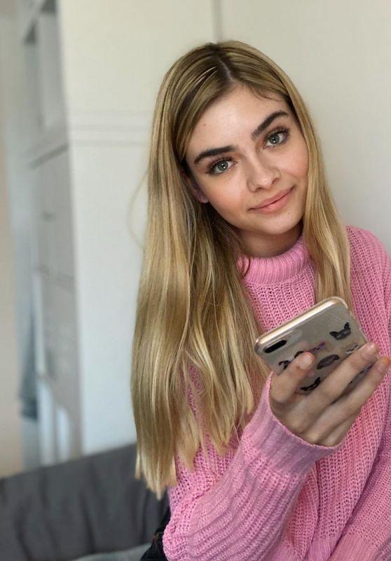 Harley Elise Chapman - Social Media 02/16/2020