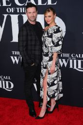 """Hayley Erin – """"The Call Of The Wild"""" Premiere in LA"""