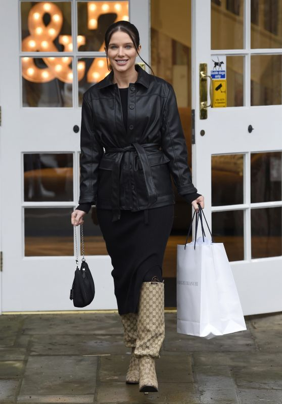 Helen Flanagan - The Valentines Ladies Lunch in Cheshire 02/13/2020