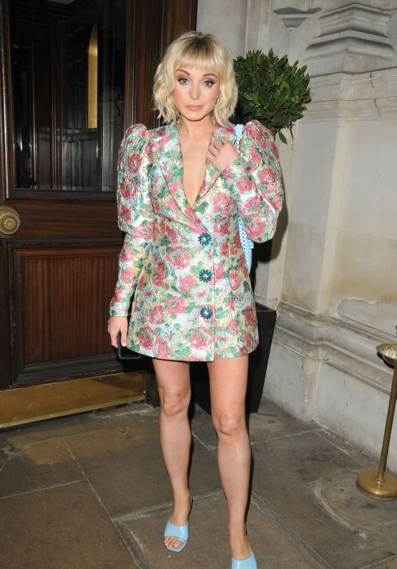 Helen George – The Radio Times Covers Party in London 02/11/2020