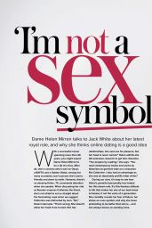 Helen Mirren - Woman & Home South Africa March 2020 Issue