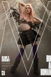 Hunter Schafer - V Magazine #124 Spring 2020