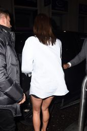 Irina Shayk – Arrive at the Sony BRIT Awards 2020 After-Party