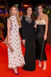 """Iris Berben – """"My Salinger Year"""" Premiere at Berlinale 2020"""