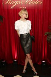 "Jaime King – Roger Vivier Dinner to Celebrate the Release of ""Abrachshoes"""