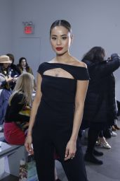 Jamie Chung - Chiara Boni Show at New York Fashion Week 02/08/2020