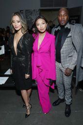 Jamie Chung - Pamela Roland Show at New York Fashion Week 02/07/2020