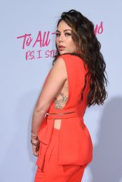 """Janel Parrish – """"To All The Boys: P.S. I Still Love You"""" Premiere in Hollywood"""