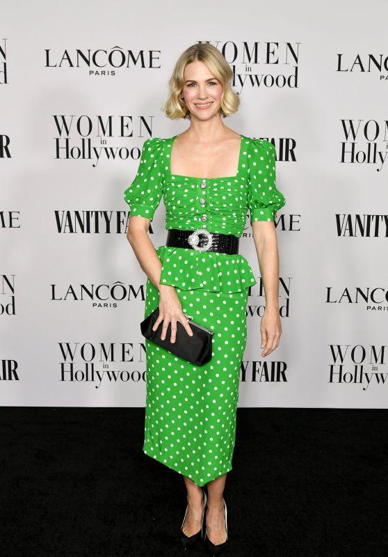 January Jones – Vanity Fair and Lancome Women in Hollywood Celebration 02/06/2020