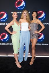 Jasmine Sanders - Planet Pepsi Zero Sugar X Harry Styles in Miami 01/31/2020