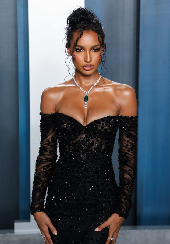 Jasmine Tookes – Vanity Fair Oscar Party 2020