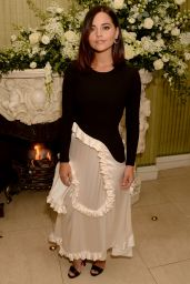 Jenna Coleman – BAFTA Vogue x Tiffany Fashion and Film Afterparty 02/2/2020