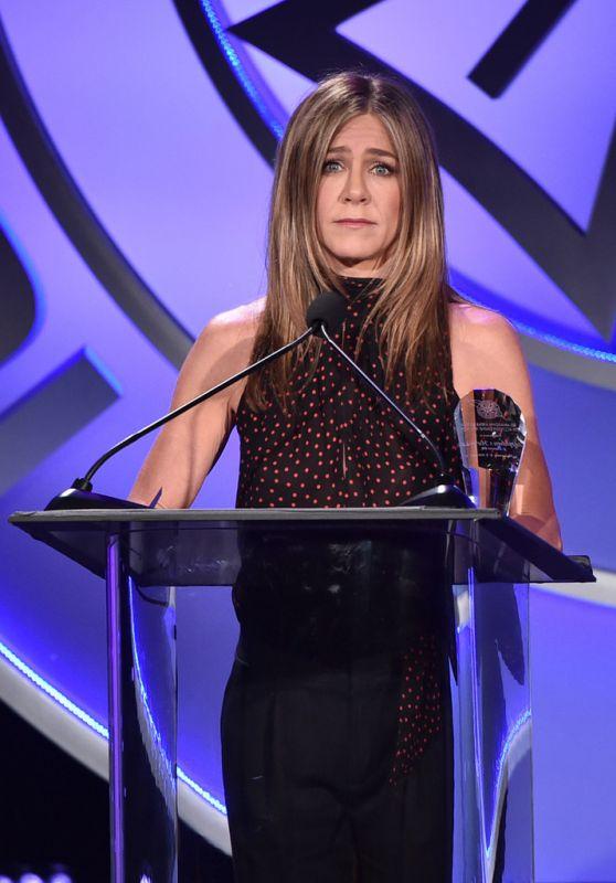Jennifer Aniston - ICG Publicists Awards 2020