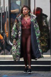 Jennifer Hudson - Shops Diamonds at XIV Karats 02/24/2020
