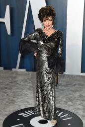 Joan Collins – Vanity Fair Oscar Party 2020