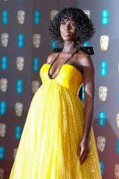 Jodie Turner-Smith – EE British Academy Film Awards 2020