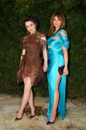 Joey King - Backstage Shoot for the Vanity Fair Oscar Party in Beverly Hills 02/09/2020