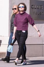 Joey King - Shopping in Beverly Hills 02/11/2020