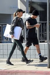 Josephine Skriver and Alexander DeLeon - Los Angeles 02/18/2020