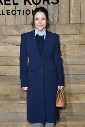 Julia Louis-Dreyfus – Michael Kors Fashion Show in NY 02/12/2020