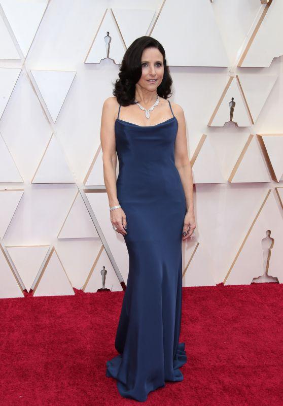 Julia Louis-Dreyfus – Oscars 2020 Red Carpet