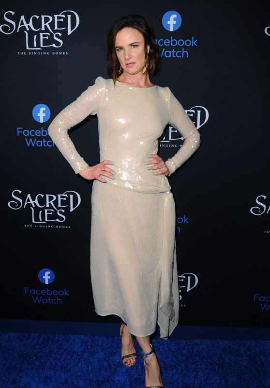 "Juliette Lewis – ""Sacred Lies The Singing Bones"" TV Show Premiere in LA"
