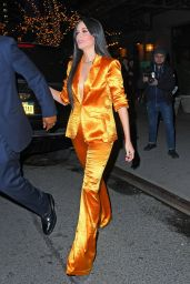 Kacey Musgraves - Leaving the Bowery Hotel in NY 02/05/2020