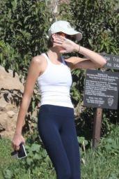 Kaia Gerber - Hiking in Malibu 01/31/2020