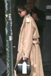 Kaia Gerber - Out in NYC 02/10/2020