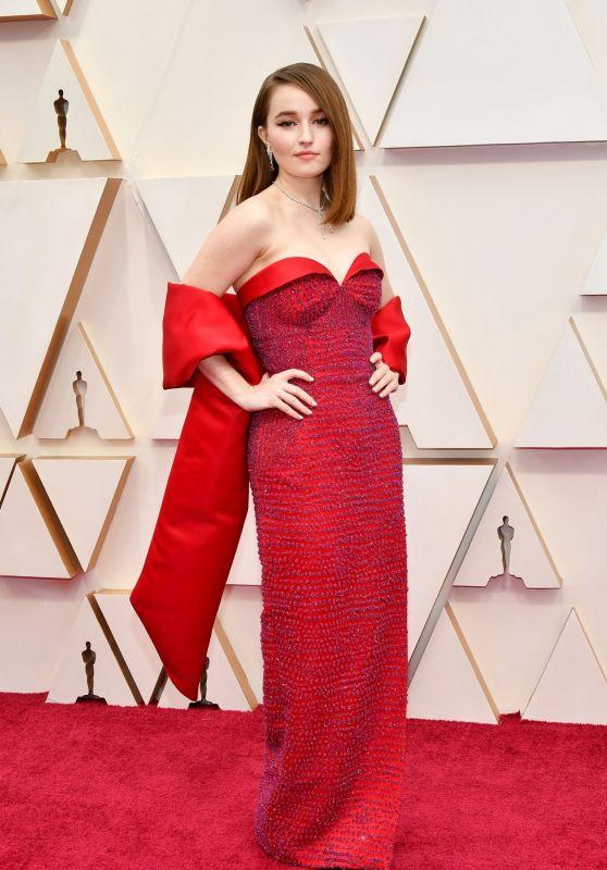 Kaitlyn Dever – Oscars 2020 Red Carpet