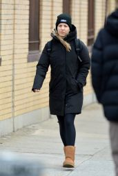 Kaley Cuoco - Out in NYC 02/17/2020