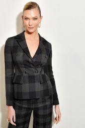 Karlie Kloss – Dior Show at Paris Fashion Week 02/25/2020