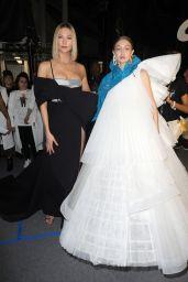 Karlie Kloss - Walks Off-White Show at Paris Fashion Week 02/27/2020