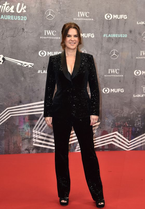 Katarina Witt - Laureus Sports Awards 2020