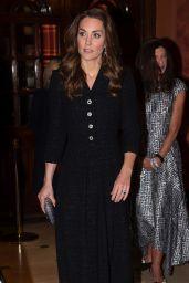 Kate Middleton - Noel Coward Theatre in London 02/25/2020