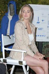 Kate Upton - Canada Goose and Vogue